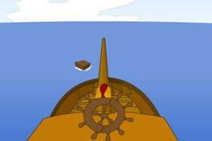 海盗船收集宝藏
