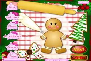 圣诞蛋糕娃娃