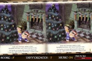 圣诞夜童话