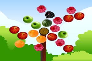 花园水果泡泡龙