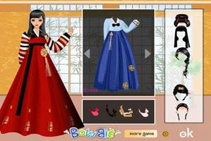 民族传统服装