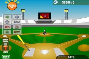 广告棒球赛