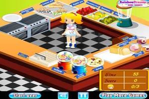 女生茶餐厅