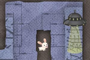兔子勇闯迷宫