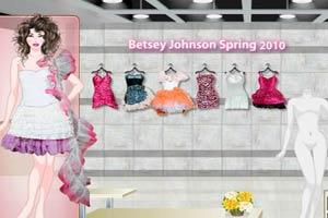 2010贝齐约翰逊时装展