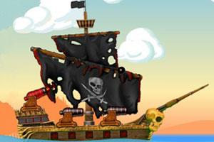 酒鬼海盗大炮对决