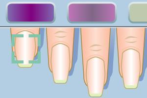 自制指甲彩绘