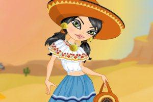 墨西哥沙漠装扮