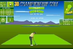 高尔夫冠军赛