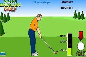 豪华高尔夫