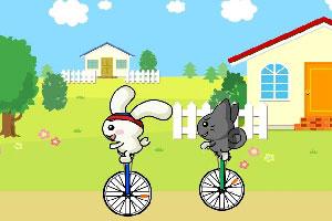小兔子赛跑