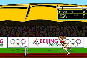 奥运女子跨栏赛