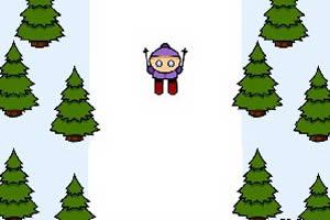 疯狂滑雪橇