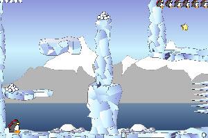 企鹅冰山冒险