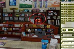 书店里找数字