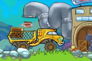 动物园卡车