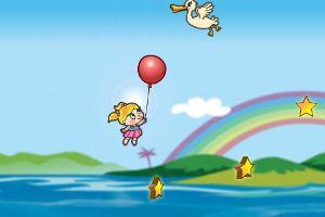 动物气球旅行记