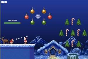 圣诞踢踢飞