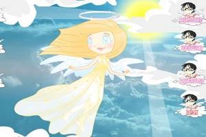 温暖之光天使