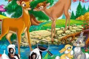 宠物森林找数字