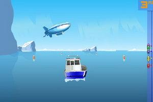 海上快艇大赛