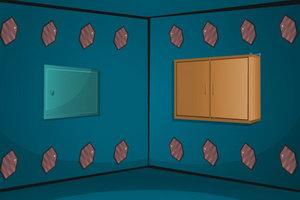 逃离六角形房间