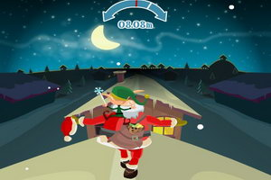 圣诞老人送礼物之夜