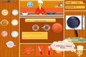 厨房烹饪课程