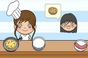 快餐店小厨师