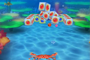 深海水晶珍宝