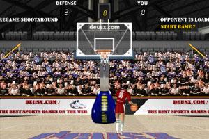 一对一篮球