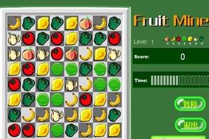 多样水果对对碰
