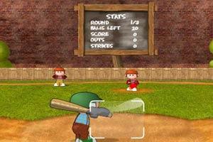 棒球训练营