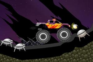 银河越野车