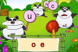 捣乱的熊猫