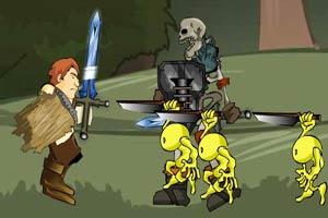 角斗士之城堡战争