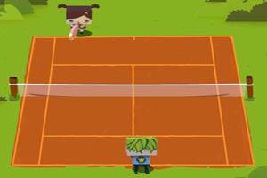 棒棒糖兄弟网球