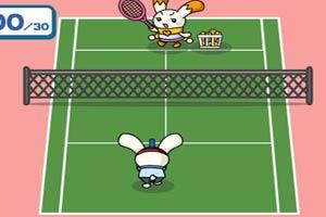 网球训练赛