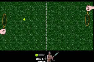 超级网球赛