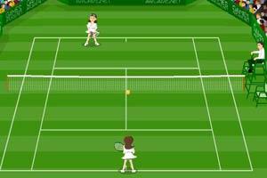 女子网球赛