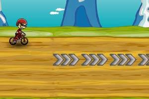 花式自行车赛