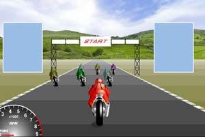 摩托公路赛