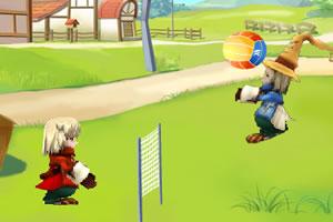 牧场物语之排球