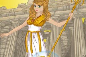 古希腊女孩
