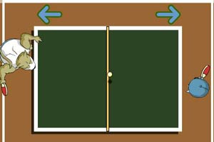 乒乓球挑战赛