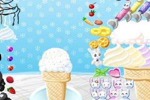 兔仔冰淇凌
