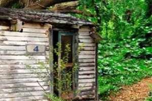 树林小木屋