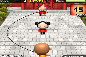 中国娃跳绳