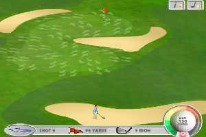 三维全真高尔夫
