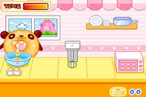 小面包做蛋糕 2